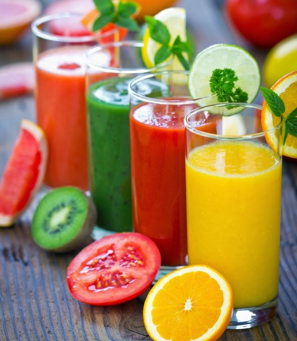 Veg And Fruit Smoothies  The Best ENERGY Drink of Your Life
