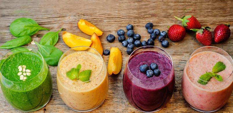 Veg And Fruit Smoothies  3 Smoothie Recipes To Make You Look Good & Feel Good