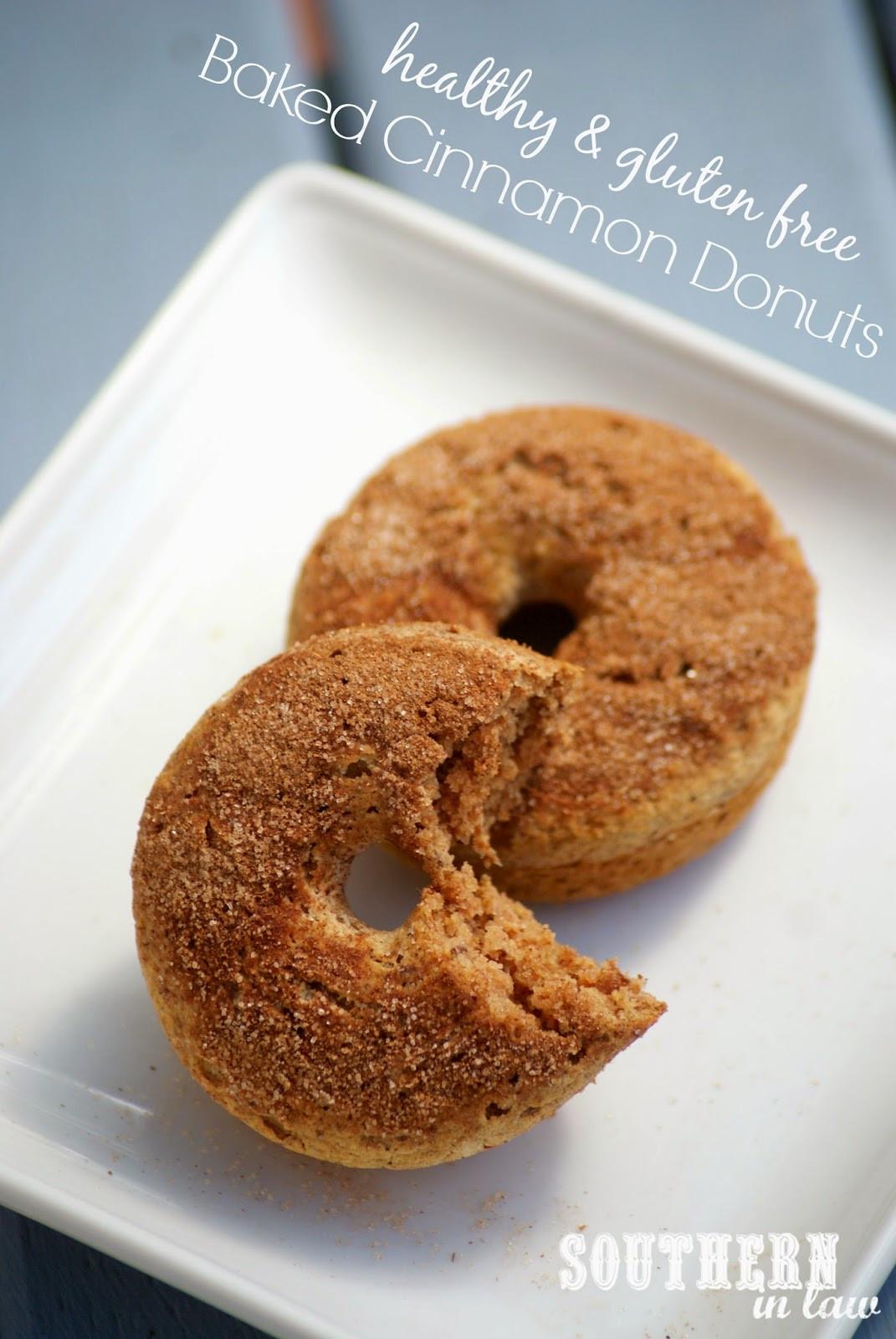 Vegan Baking Recipes  Southern In Law Recipe Healthy Vegan Baked Cinnamon Donuts