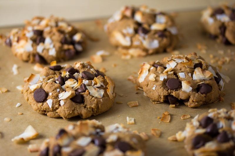 Vegan Baking Recipes  Vegan Toasted Coconut Chocolate Chip Cookies Veganbaking