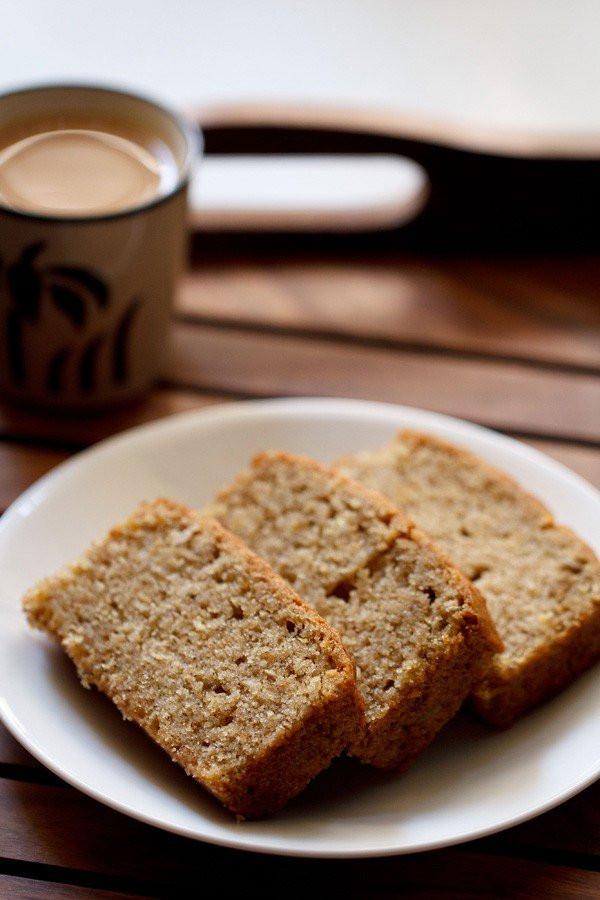 Vegan Banana Bread Recipe  banana bread recipe how to make eggless banana bread recipe