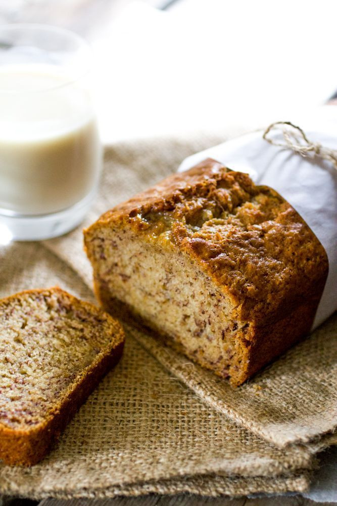 Vegan Banana Bread Recipe  9 best images about Vegan Banana Bread on Pinterest