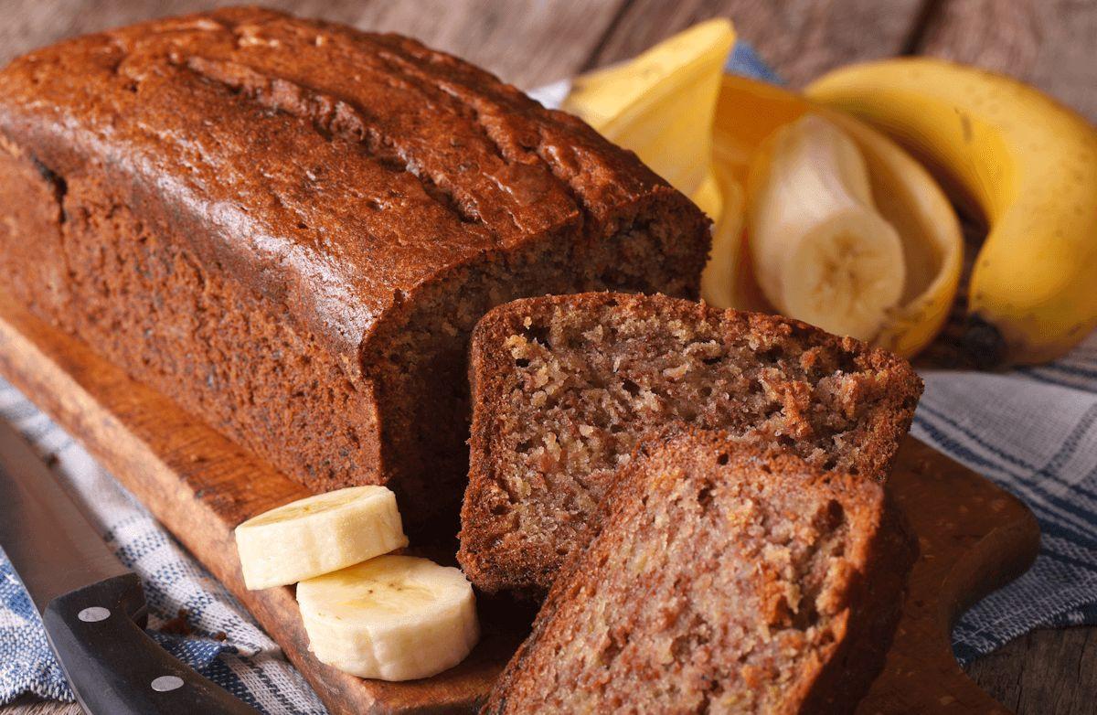 Vegan Banana Bread Recipe  Best Vegan Banana Bread Recipe