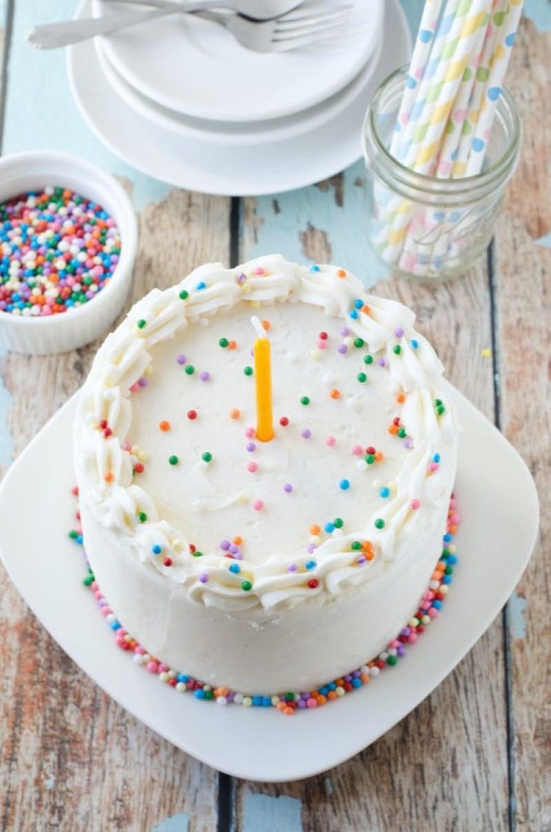 Vegan Birthday Cake  28 Birthday Worthy Vegan Layer Cakes Wallflower Kitchen