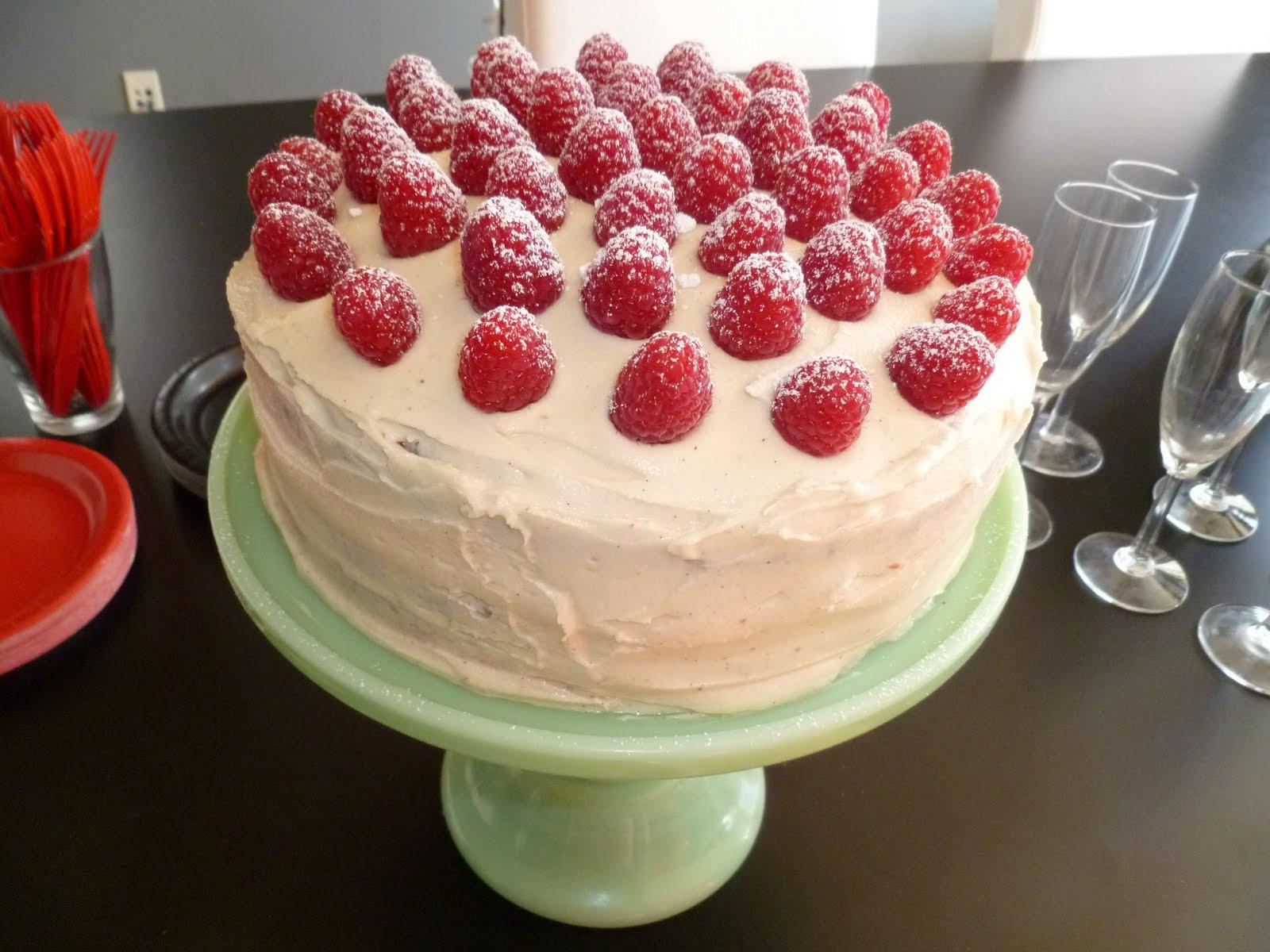 Vegan Birthday Cake  Savvy Vegan Homemade Vegan Birthday Cakes