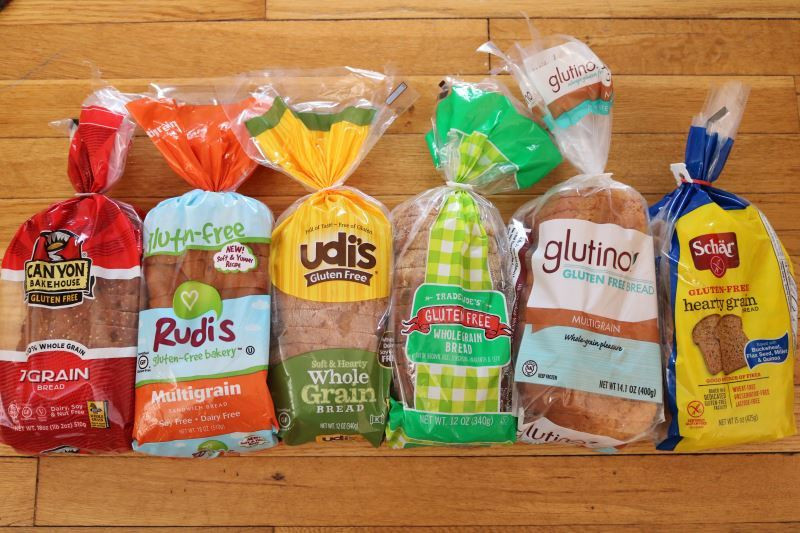 Vegan Bread Brands  The Definitive Ranking of Gluten Free Breads