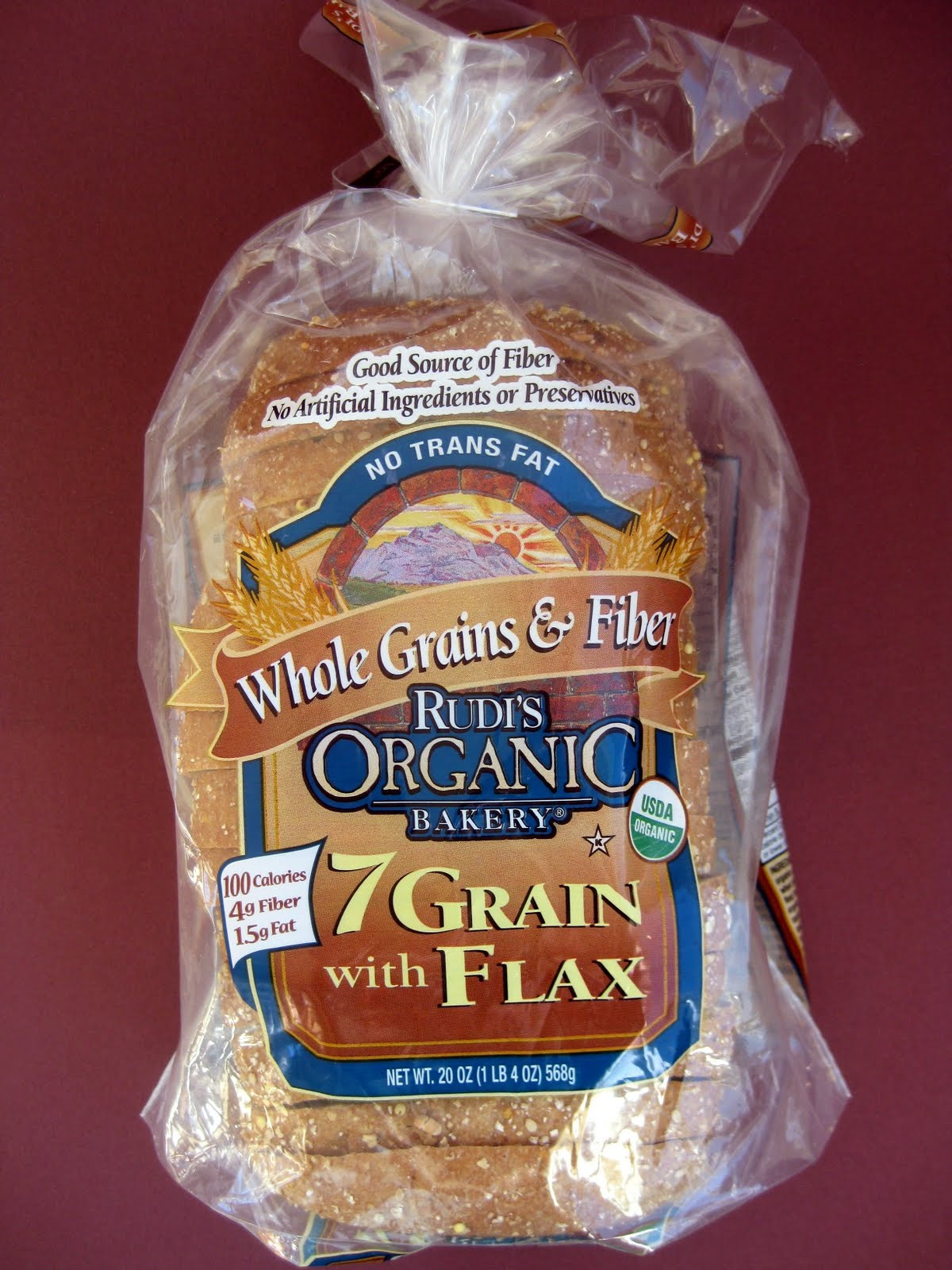 Vegan Bread Brands  The Laziest Vegans in the World Rudi s Organic Bakery 7