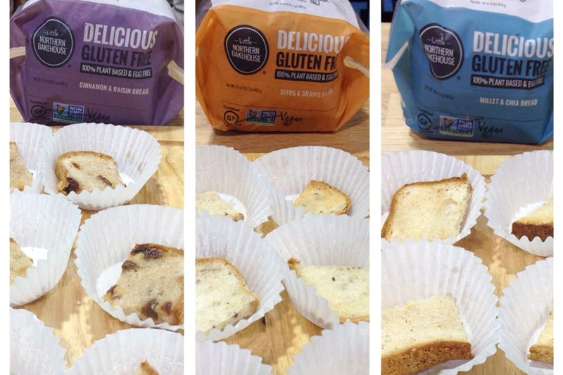 Vegan Bread Brands  23 Top New Dairy Free Food Finds at Expo West 2015