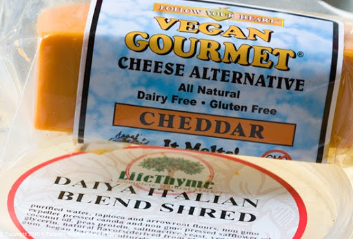 Vegan Bread Brands  Vegan Grilled Cheese Daiya FYH Bread Step by Step