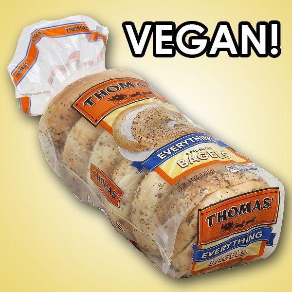 Vegan Bread Brands  Top Accidentally Vegan Foods