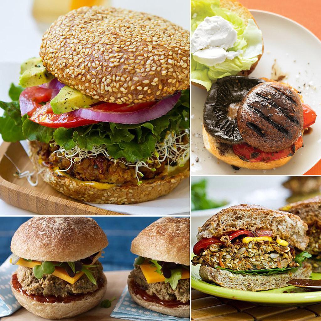 Vegan Burger Recipes  Vegan Burger Recipes