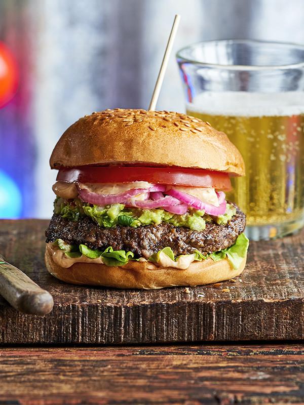 Vegan Burger Recipes  Grillable Vegan Burger