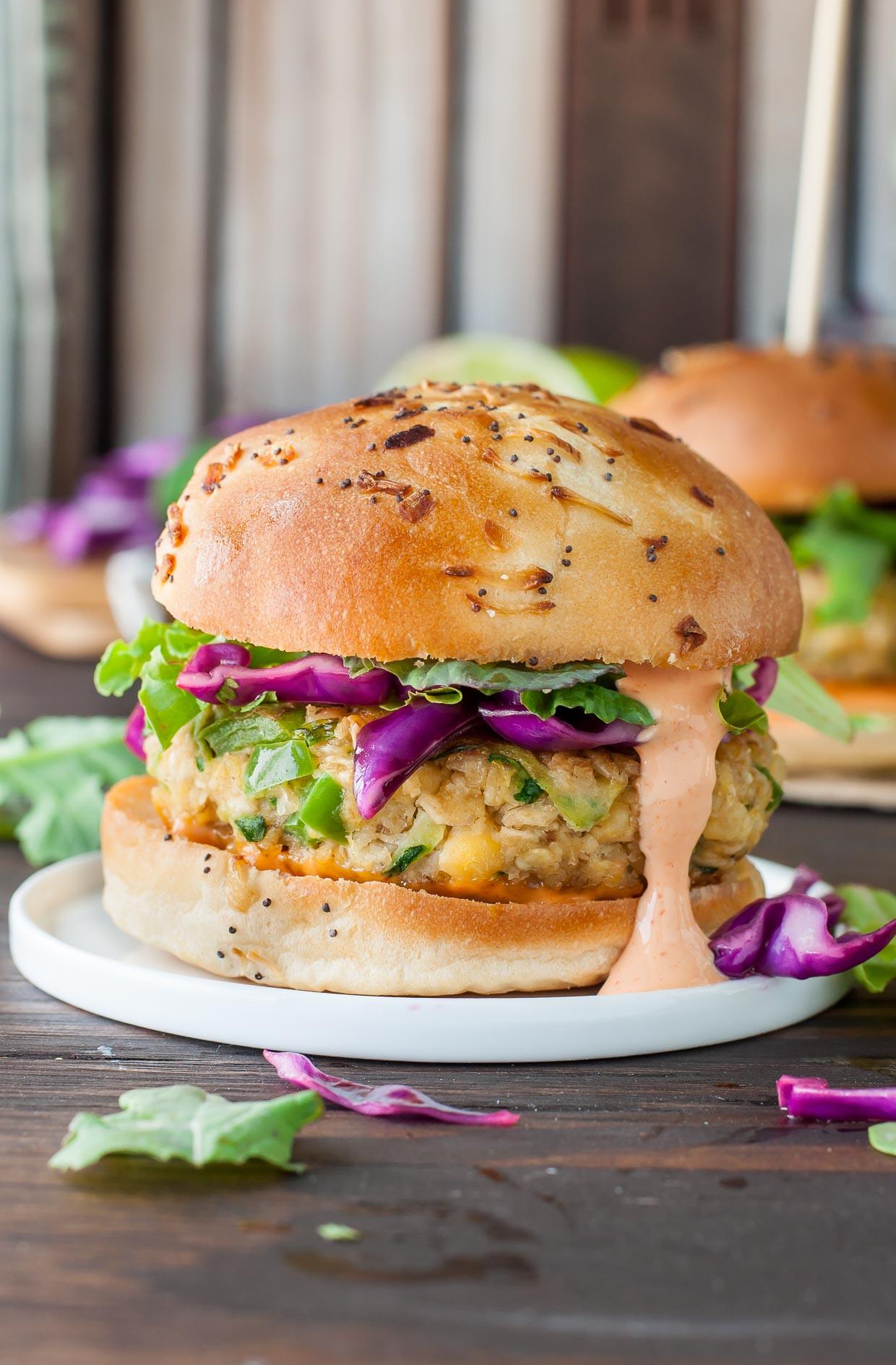 Vegan Burger Recipes  15 Recipes to Kick Up Your Summer Burger Game