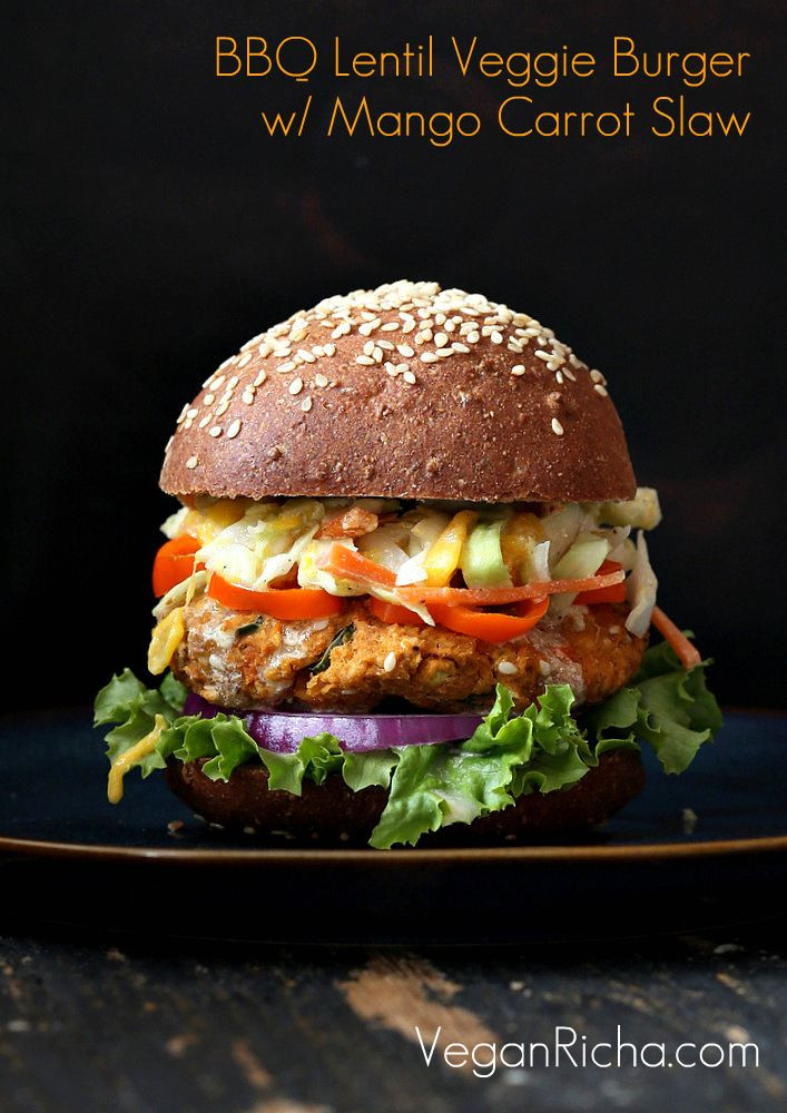 Vegan Burger Recipes  The Best Vegan Burger Recipe Here are 15 You ll Want to