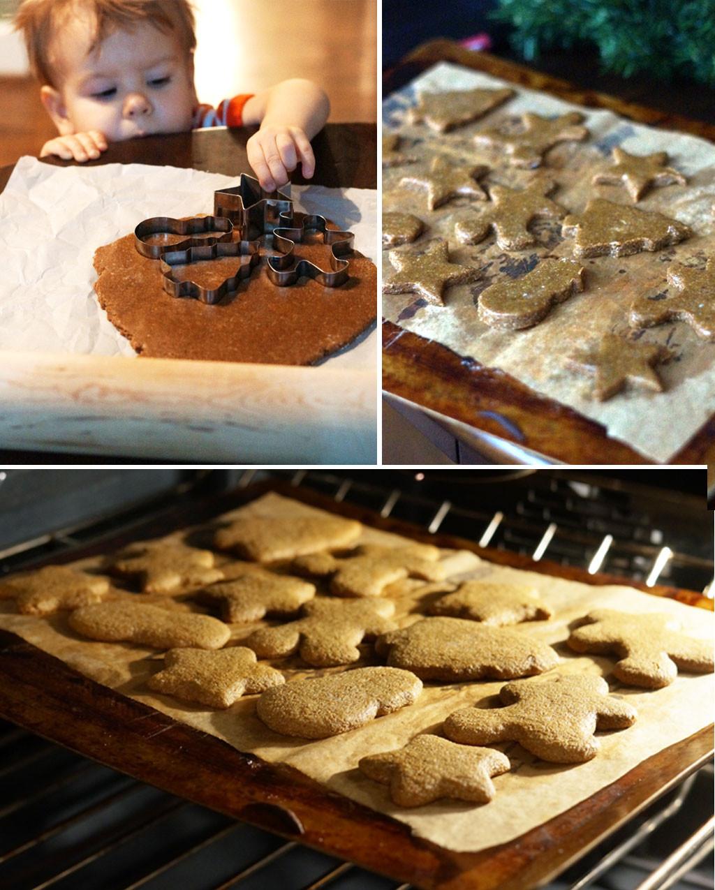 Vegan Gingerbread Cookies  Vegan & Paleo Gingerbread Cookies