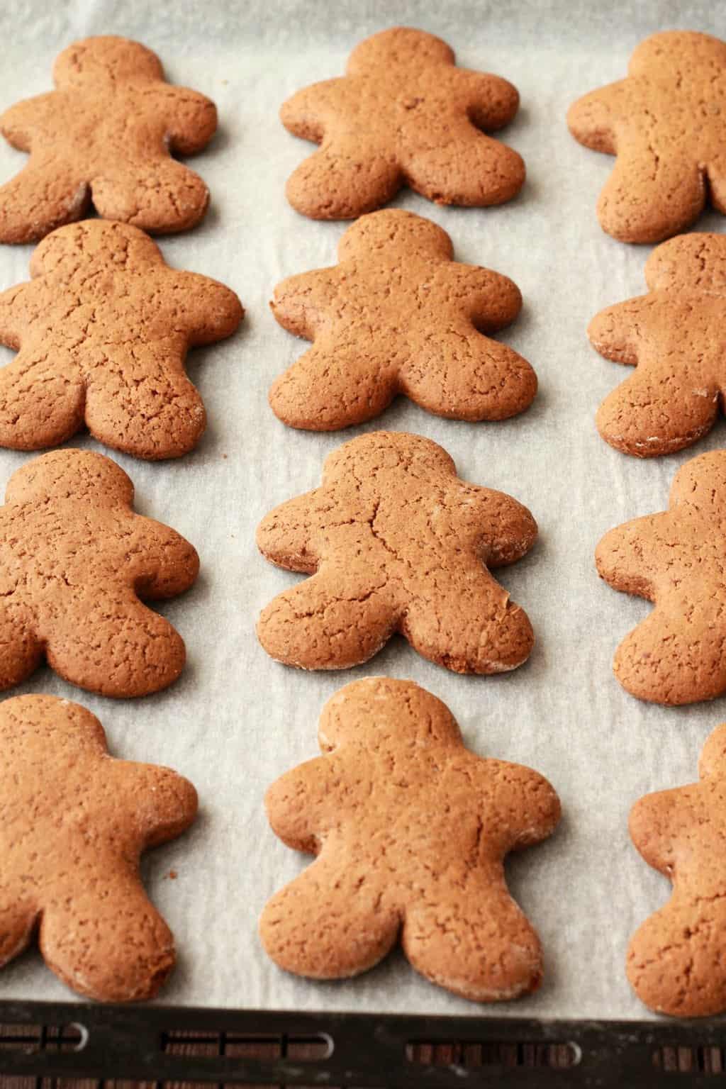 Vegan Gingerbread Cookies  Vegan Gingerbread Cookies Loving It Vegan