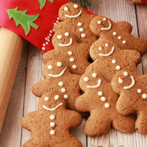 Vegan Gingerbread Cookies  7 recipes for Vegan Gingerbread Cookies for the Holidays