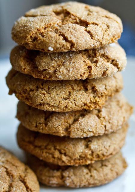 Vegan Gingerbread Cookies  Molasses Ginger Cookies Vegan Recipe