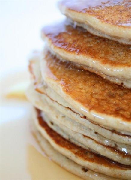 Vegan Oatmeal Pancakes  Vegan Banana Oatmeal Pancakes — Colourful Palate