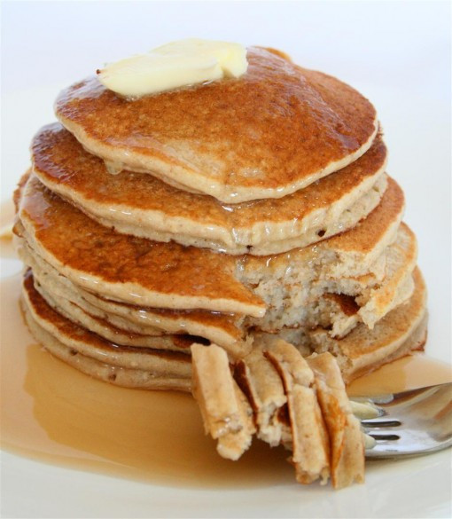 Vegan Oatmeal Pancakes  Reto Recipe for health Weekly Recipe Vegan Banana
