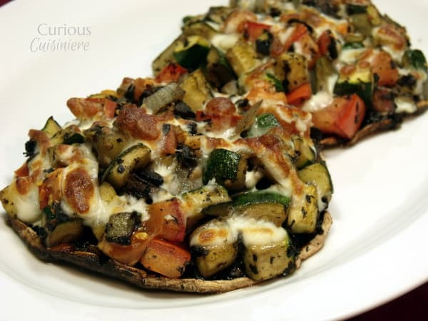 Vegan Portobello Mushroom Recipes  Ve arian Stuffed Portobello Mushrooms • Curious Cuisiniere