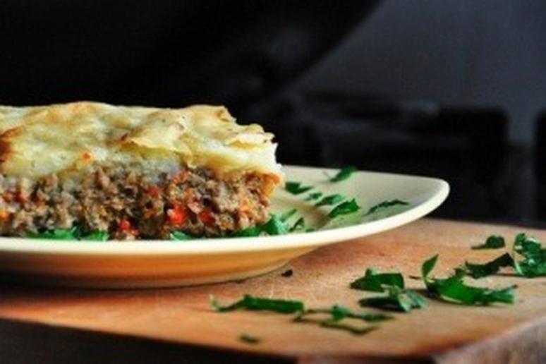 Vegan Shepherd'S Pie  Ve arian Mushroom Shepherd s Pie Recipe by Gourmandelle