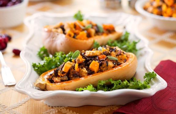 Vegan Thanksgiving Recipes  Vegan Thanksgiving Ve arians Wel e