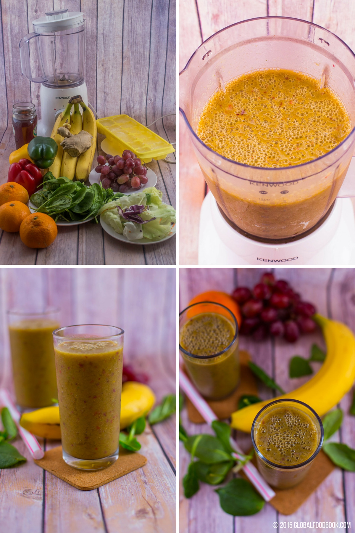 Vegetables And Fruits Smoothies  FRUITS AND VEGETABLES SMOOTHIE