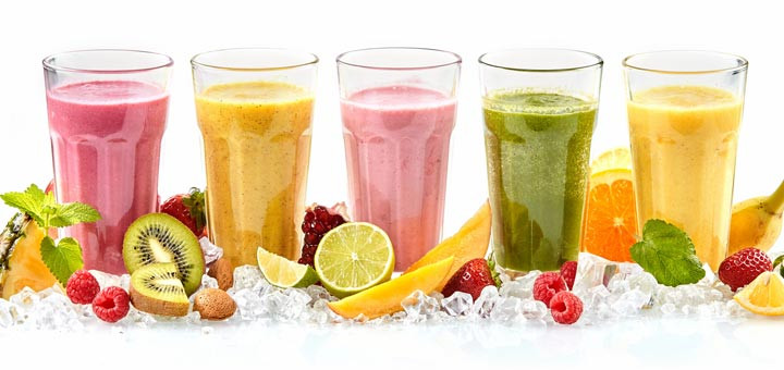 Vegetables And Fruits Smoothies  Drink These 5 Smoothies To Help Cleanse Your Whole Body