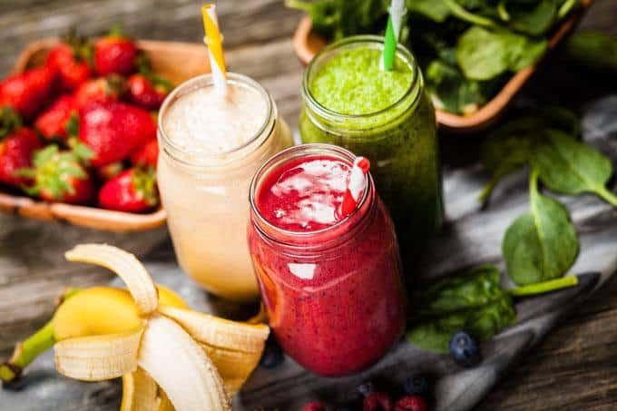 Vegetables And Fruits Smoothies  Our Recipes for Delicious and Healthy Smoothies