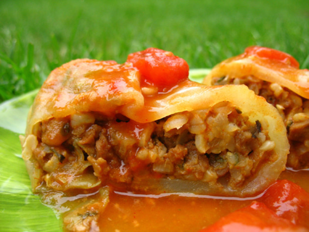 Vegetarian Cabbage Rolls  Ve arian Polish Cabbage Rolls Recipe Food