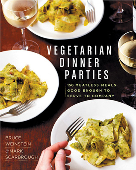 "Vegetarian Dinner Party  A ""Ve arian Dinner Party"" For Me Myself — and Meat Boy"