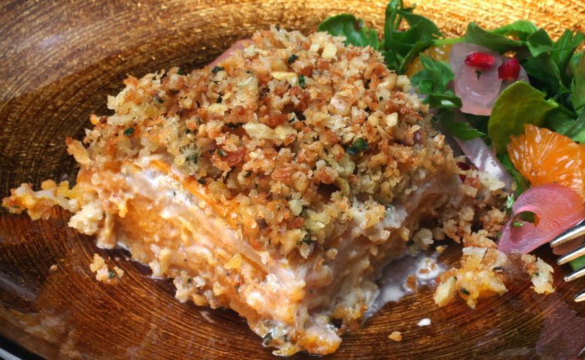Vegetarian Main Dish Recipes  Mixed Mushroom Casserole Ve arian Main Dishes for