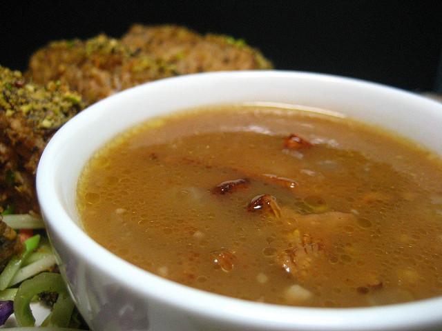 Vegetarian Mushroom Gravy  Vegan Mushroom Gravy Recipe — Dishmaps