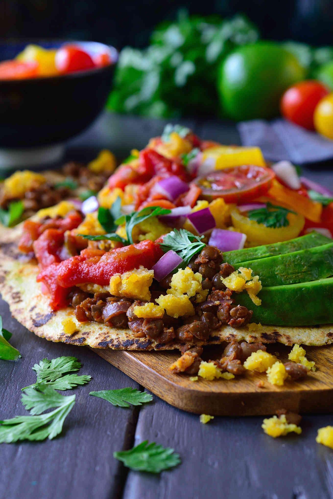 Vegetarian Protein Breakfast  11 High Protein Breakfast Ideas GreenBlender