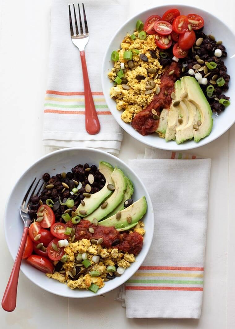 Vegetarian Protein Breakfast  Best High Protein Vegan Breakfast Recipes from Healthy