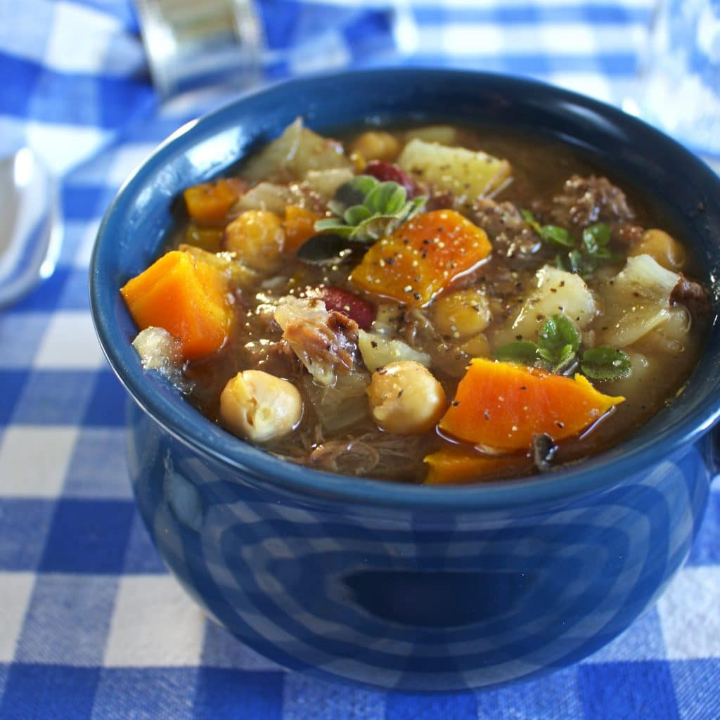 Venison Stew Crock Pot  CrockPot Venison Stew Recipe