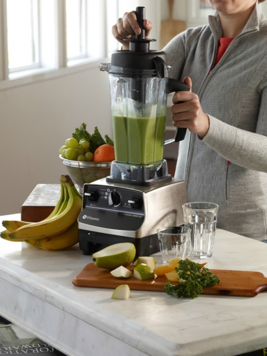 Vitamix Smoothie Recipes  Garden Green Smoothie