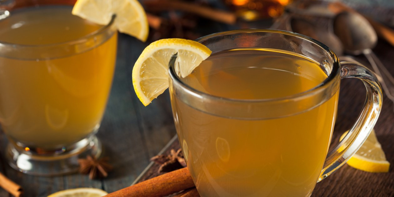 Warm Whiskey Drinks  Hot Toddy recipe