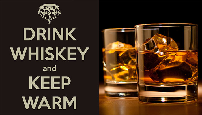Warm Whiskey Drinks  Fast food Recipe Tips to Avoid Frostbite – And Cork The