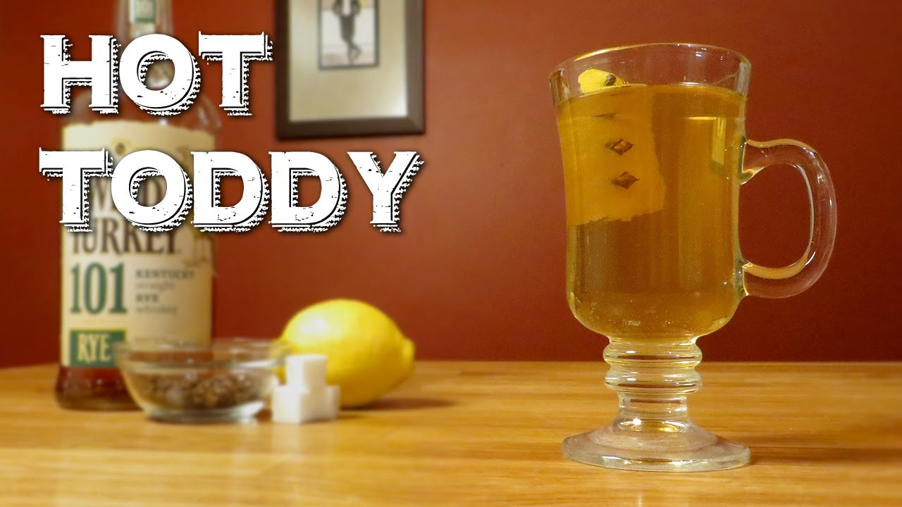Warm Whiskey Drinks  Hot Toddy How to Make the Classic Hot Whiskey Cocktail