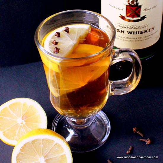 Warm Whiskey Drinks  Irish Hot Whiskey
