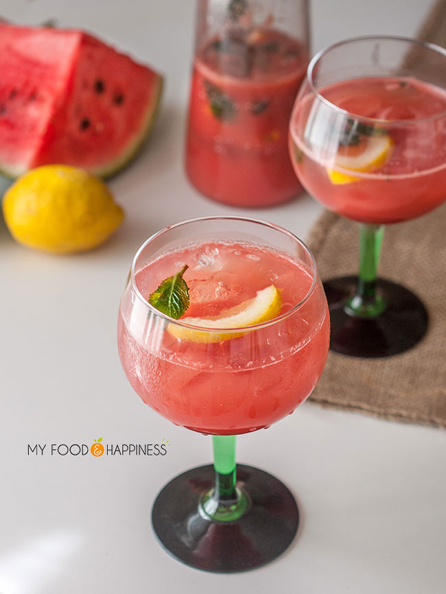 Watermelon Drinks With Rum  watermelon alcoholic drinks with rum