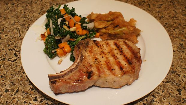 Ways To Cook Pork Chops  Top easy ways to cook kale best kale recipes are exposed
