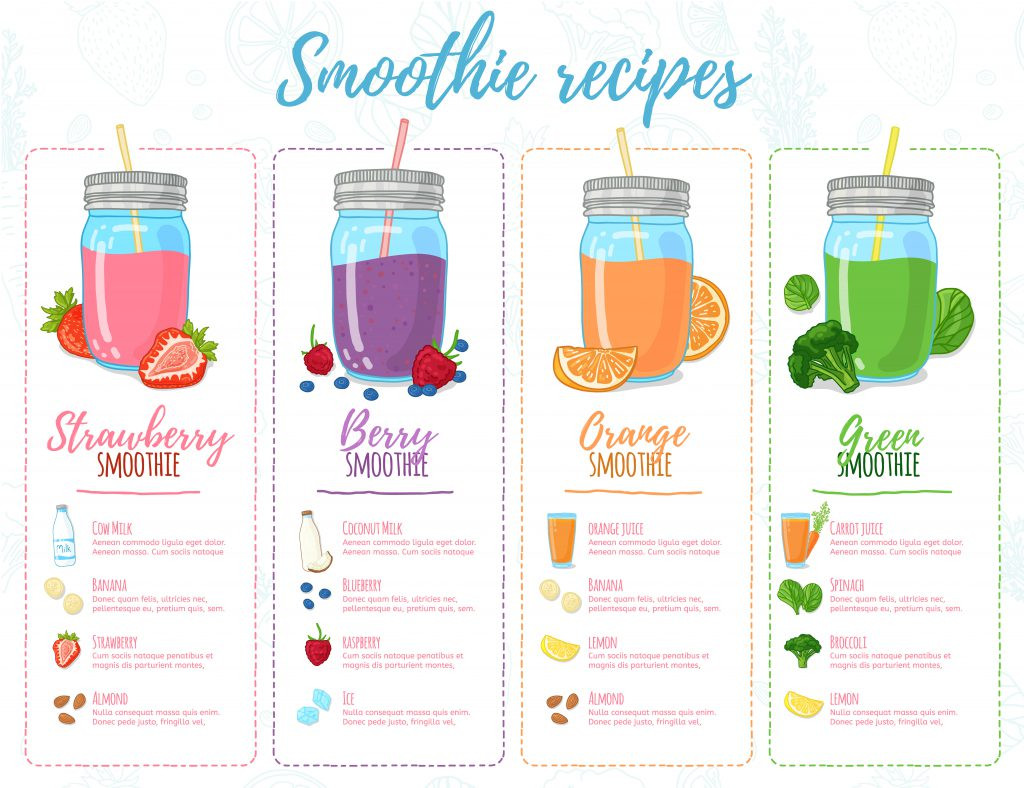 Weight Loss Smoothie Recipes  How to Make Detox Smoothie Recipes for Weight Loss Free