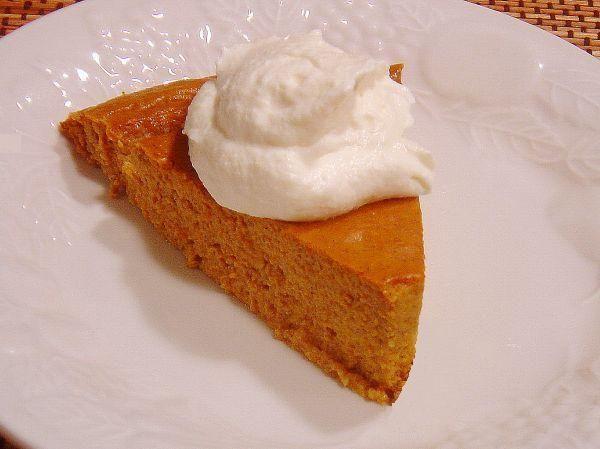 Weight Watchers Crustless Pumpkin Pie  17 Best images about Soft Foods Diet on Pinterest