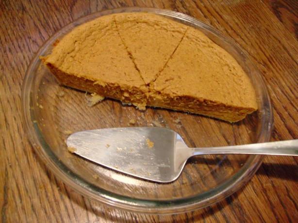 Weight Watchers Crustless Pumpkin Pie  e Point Pumpkin Pie Crustless Recipe Food