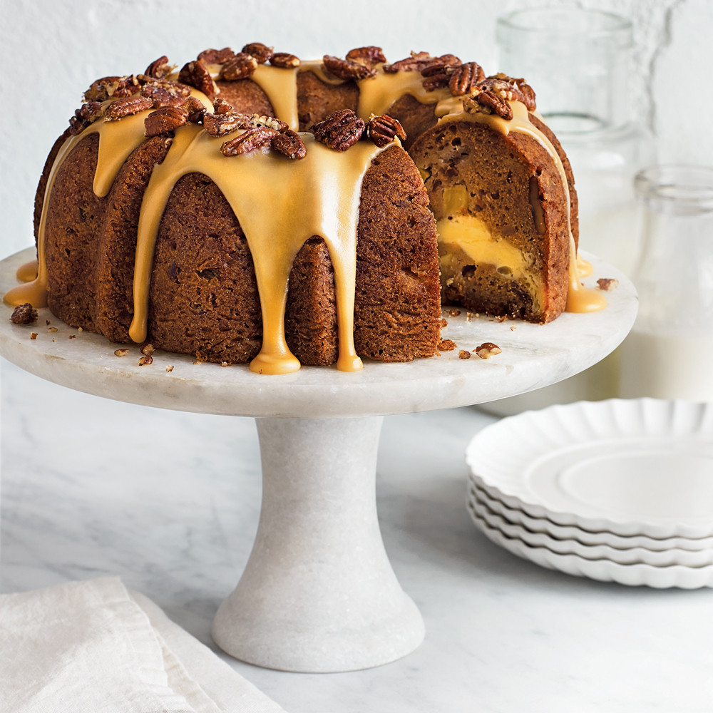 What Is A Bundt Cake  Apple Cream Cheese Bundt Cake Recipe