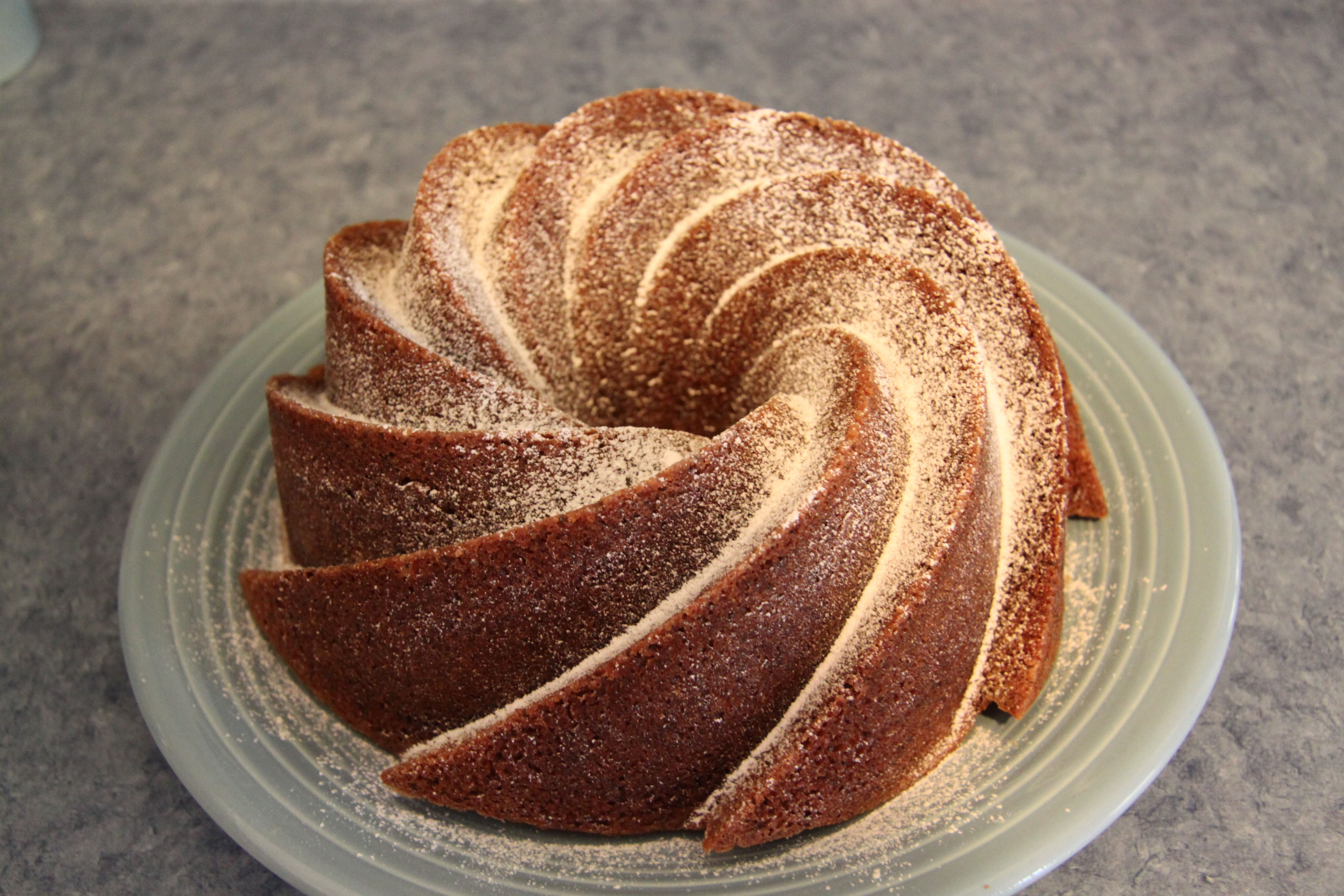 What Is A Bundt Cake  Recipe for Carrot Banana Vanilla Sponge Carrot Fruit Cake
