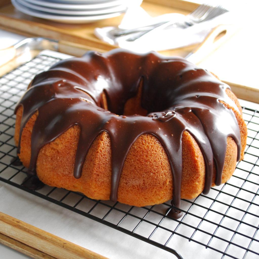 What Is A Bundt Cake  Vanilla Bundt Cake